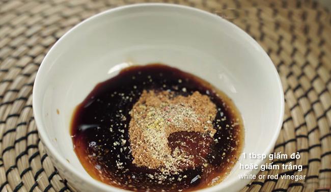 Công thức cà tím hấp sốt xì dầu vừa ngon vừa lành