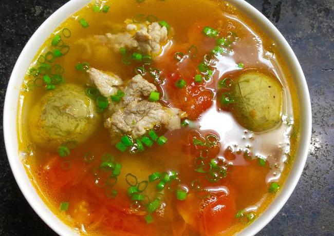 Món canh chua cần bổ sung ngay vào thực đơn mùa hè