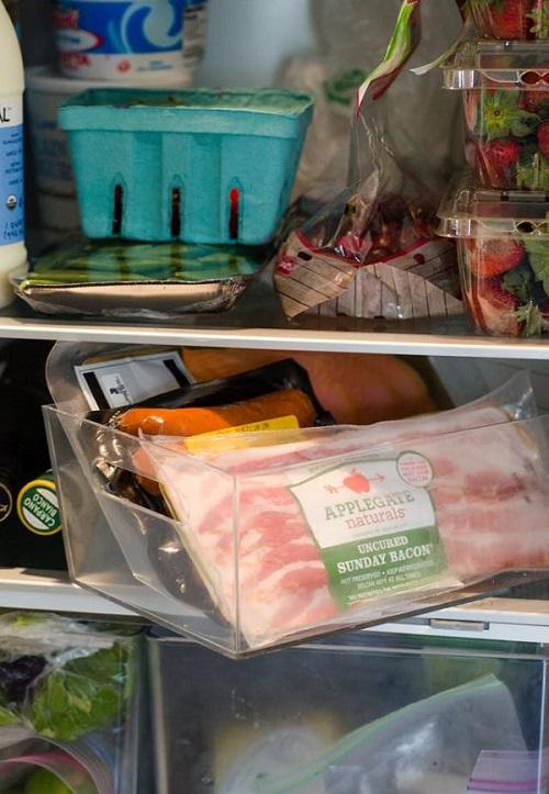 10 cách để giữ tủ lạnh luôn gọn gàng và sạch sẽ